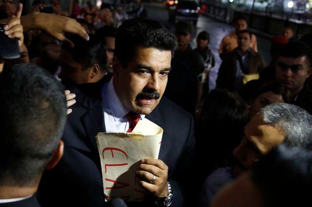 médiation du vatican au venezuela