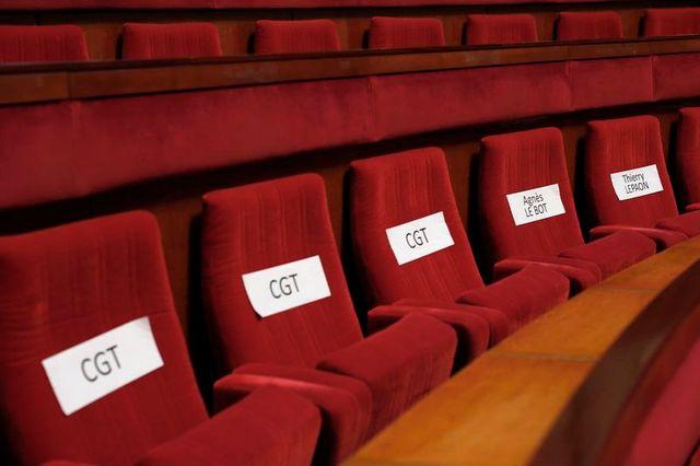 le boycott de la conférence sociale par la cgt, fo et fsu fait diversion