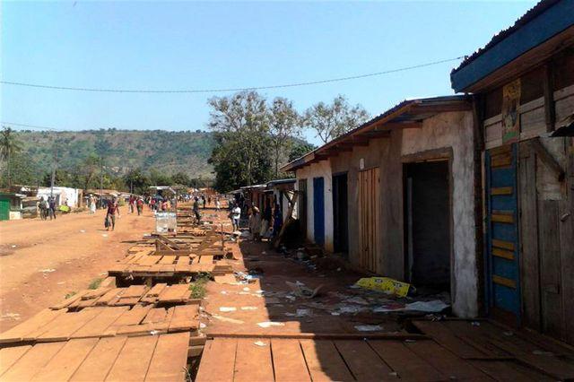 les violences se poursuivent en centrafrique