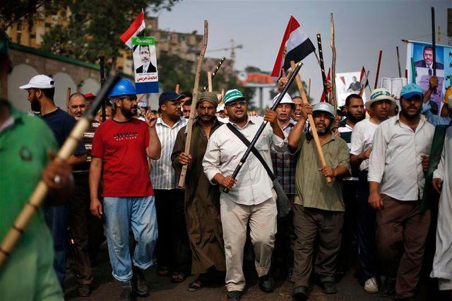 manifestations à haut risque en égypte
