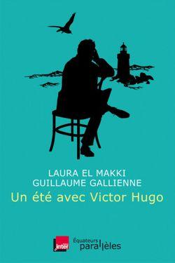 """Couverture """"un été avec Victor Hugo"""""""