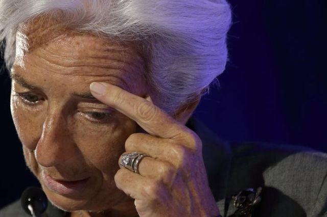 le fmi exprime son soutien à christine lagarde