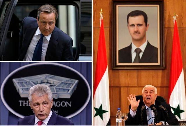 la perspective de frappes occidentales en syrie se précise