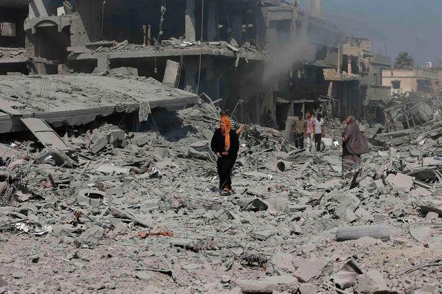 """la france """"exige"""" un cessez-le-feu réel à gaza"""