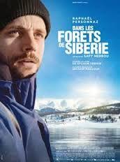 """Affiche """"Dans les forêts de Sibérie"""" de Naffy Sebbou"""