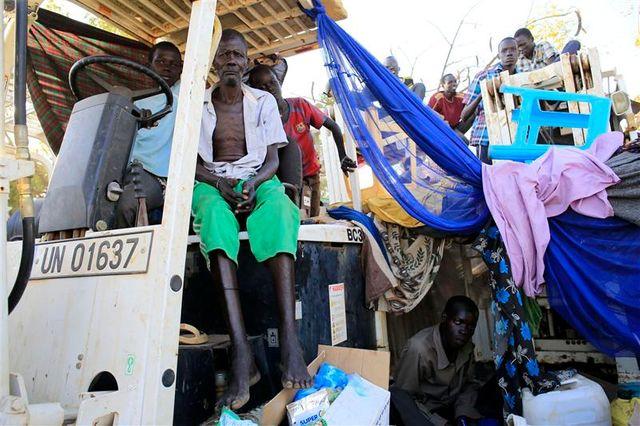 des charniers font craindre un bain de sang au soudan du sud