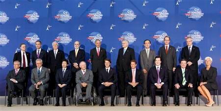 à marseille, le g7 tente de trouver un équilibre entre relance et rigueur