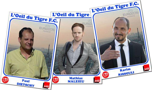 Paul Dietschy, Mathias Malzieu et Karim Rissouli
