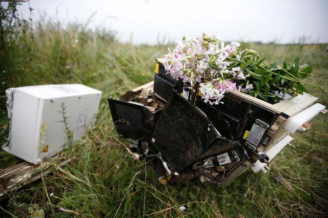 les boîtes noires du vol mh17 ont été retrouvées