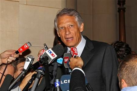 dominique de villepin relaxé en appel dans l'affaire clearstream