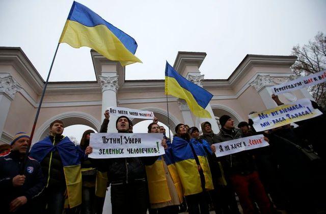 l'ukraine sollicite l'aide des occidentaux