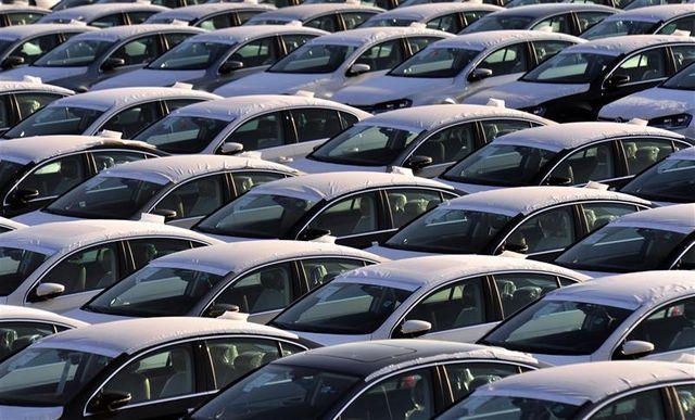nouvelle baisse en décembre en france des immatriculations de voitures neuves