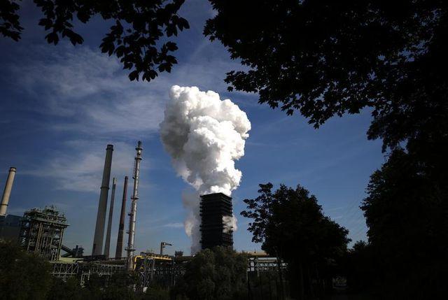 l'ue proche de son objectif de réduction d'émissions de gaz à effet de serre pour 2020