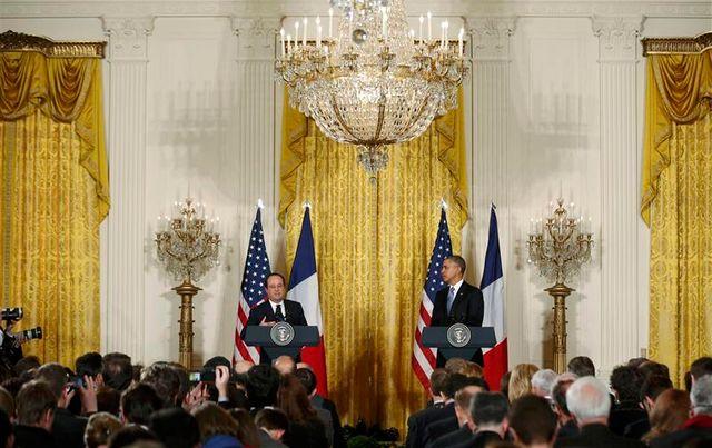 françois hollande souhaite une mise en place rapide de l'accord de libre-échange usa-ue