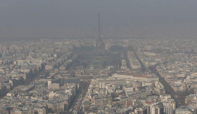 nouvel épisode de pollution en ile-de-france