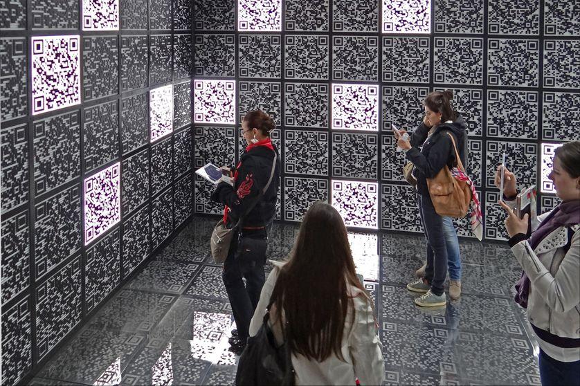 Pavillon national russe, biennale d'architecture, Venise (image d'illustration)