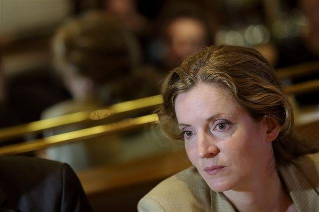 nathalie kosciusko-morizet suspend sa campagne à paris