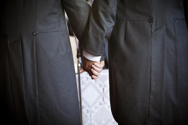"""63% des français favorables au """"mariage pour tous"""""""