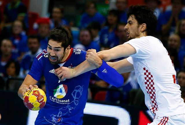 les experts éliminés en quart de finale du mondial par les croates