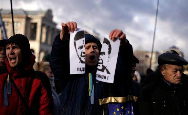 pas de signature d'accord entre l'ukraine et l'ue à vilnius