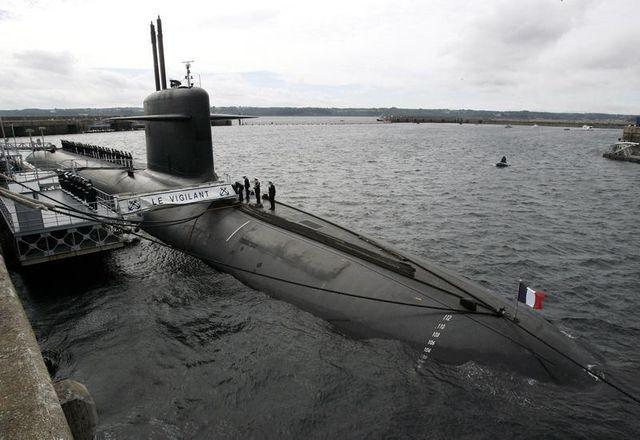 la perte d'un missile relance le débat sur la dissuasion nucléaire française