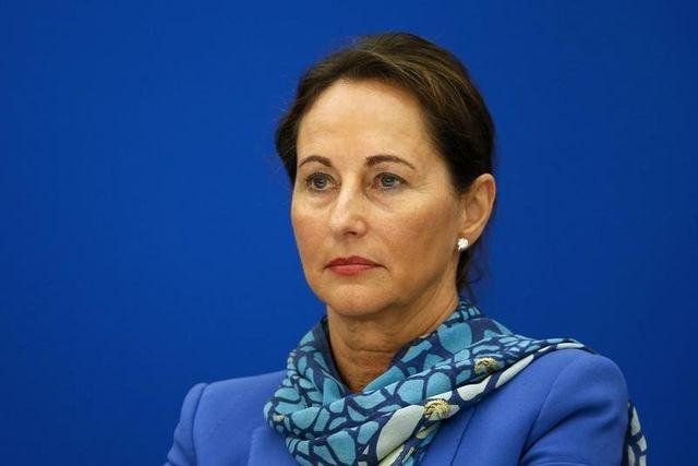 """ségolène royal dénonce les """"boules puantes"""" au sein du gouvernement"""