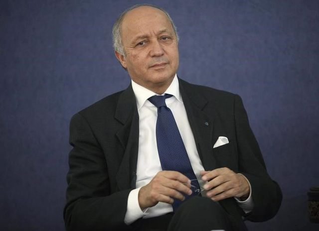 laurent fabius appelle à un gouvernement d'union nationale en irak