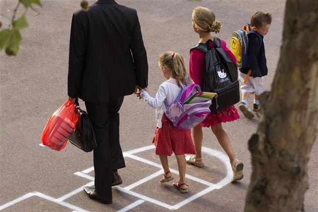 une majorité de français favorables à un retour à 4 jours et demi par semaine à l'école