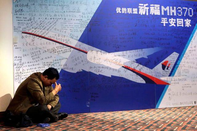 toujours l'attente pour les proches des passagers du vol mh370