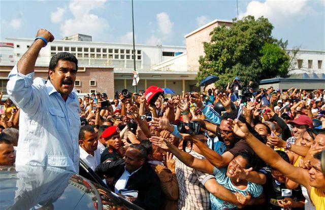 le venezuela aux urnes