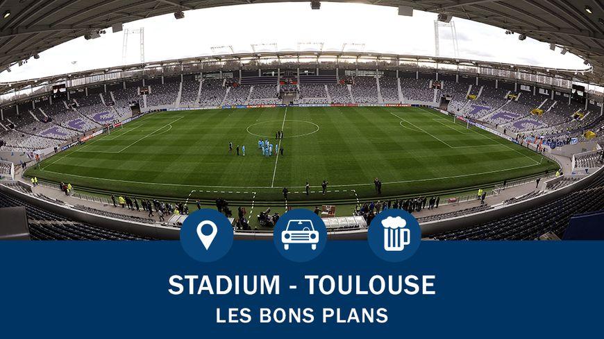 Les bons plans près du Stadium de Toulouse