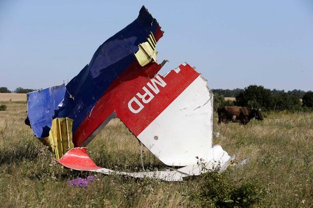 plus de 60 experts sur le site du crash du vol mh17