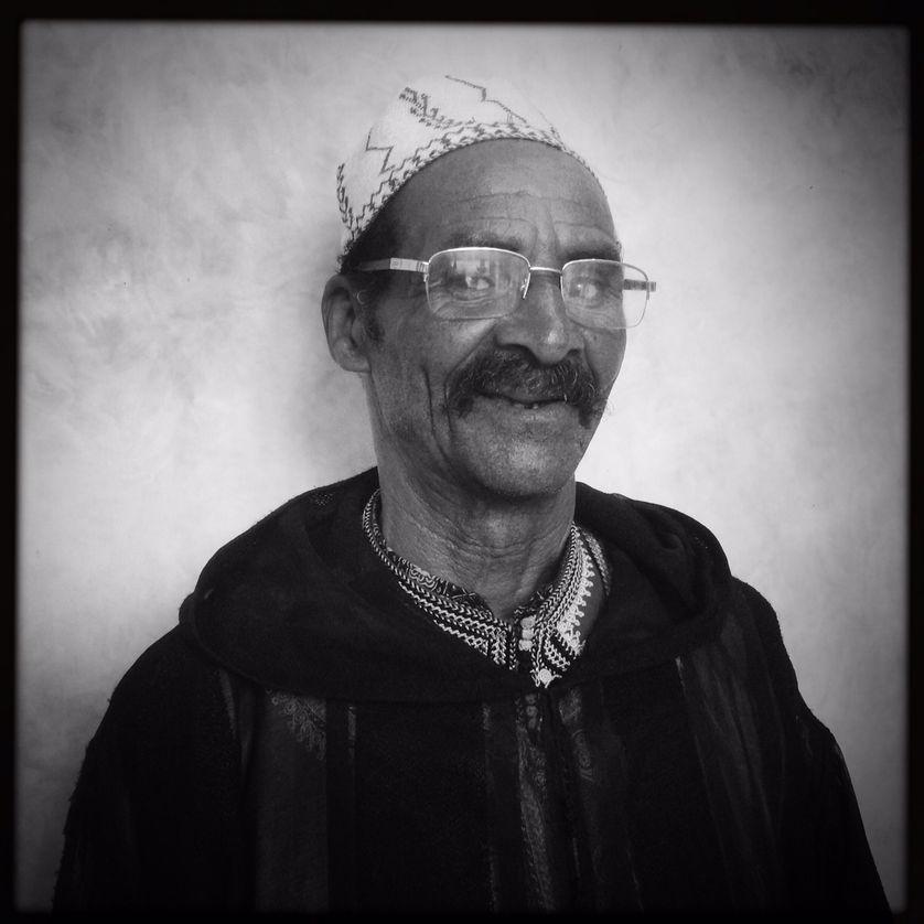 Membre du groupe du Mâalem Marouane Lbahja