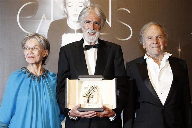 """les critiques américains récompensent """"amour"""", de michael haneke"""