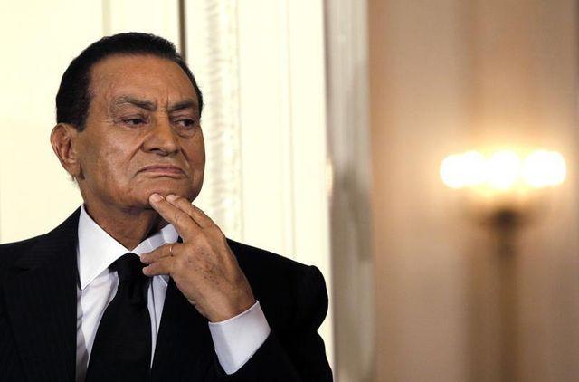 la justice égyptienne ordonne de libérer hosni moubarak