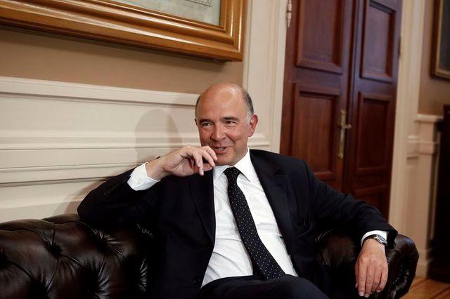 un nouveau portefeuille européen, l'investissement, pour pierre moscovici?