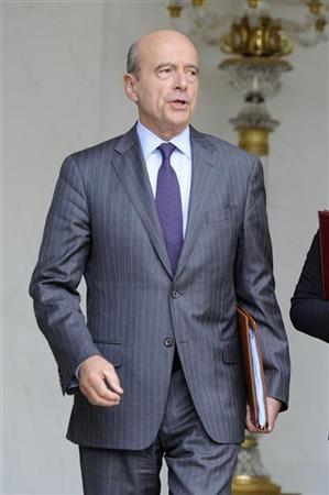 alain juppé dit que l'opération de l'otan en libye est finie