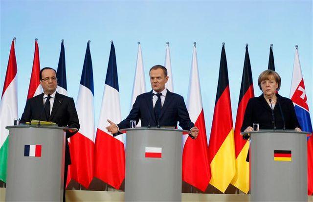 le conflit malien, invité encombrant au sommet de varsovie sur la défense européenne