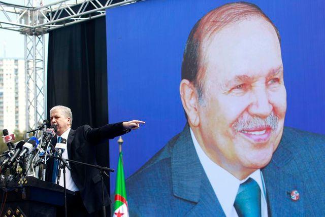 bouteflika fera des réformes s'il est réélu, dit son chef de campagne