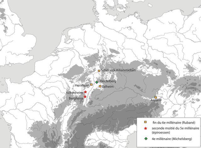 Traces archéologiques de violence dans le néolithique européen.