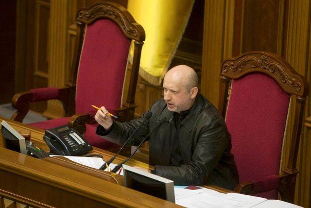 la formation du gouvernement ukrainien repoussée à jeudi