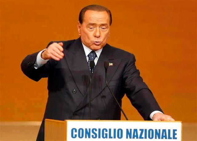 silvio berlusconi ne soutient plus le gouvernement italien