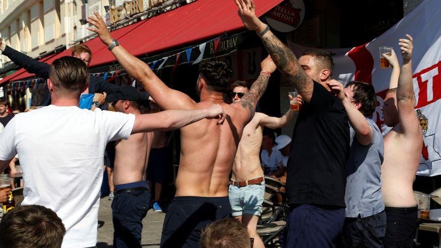 Des incidents avec des supporters anglais jeudi soir à Marseille