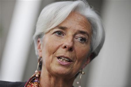 lagarde pourrait prendre la tête du fmi dès ce mardi