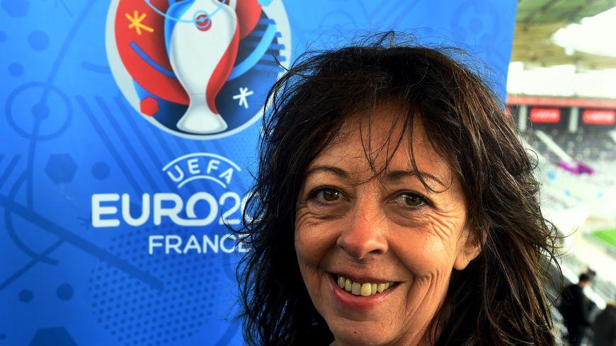 Florence Vallée la directrice du site Euro 2016 à Toulouse
