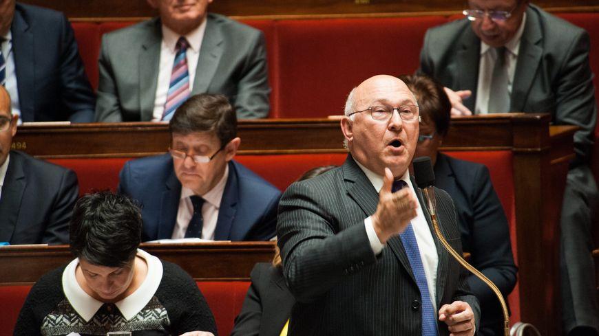 Michel Sapin défend son texte cette semaine à l'Assemblée