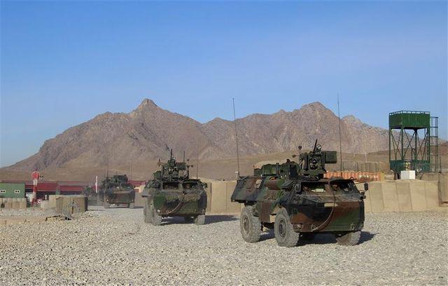un millier de militaires français rentreront d'afghanistan d'ici l'été