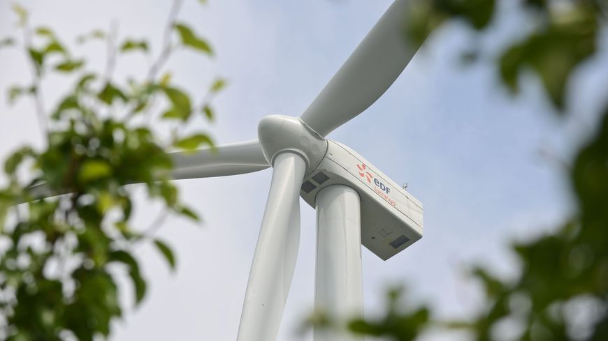 L'Indre-et-Loire est le seul département de la région sans aucun parc éolien