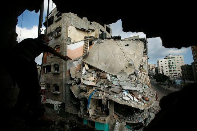 tsahal poursuit son offensive dans la bande de gaza