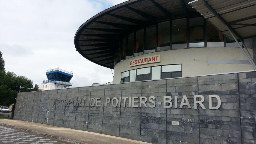 aéroport de Poitiers
